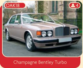 Chamagne Bentley Turbo